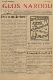 Głos Narodu. 1928, nr196