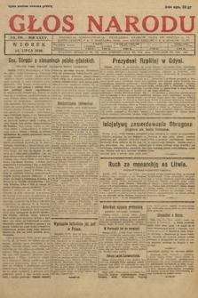 Głos Narodu. 1928, nr199