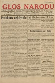 Głos Narodu. 1928, nr203