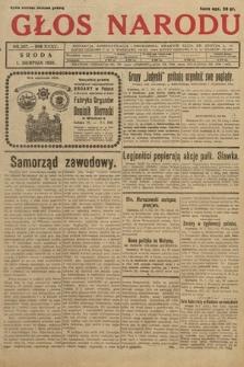 Głos Narodu. 1928, nr207