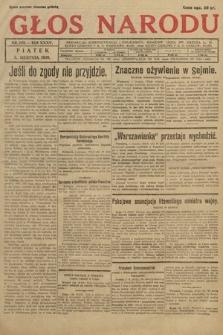 Głos Narodu. 1928, nr209