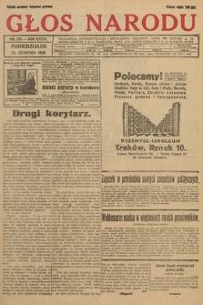 Głos Narodu. 1928, nr219