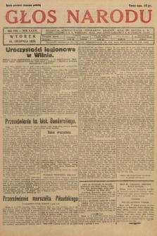 Głos Narodu. 1928, nr220