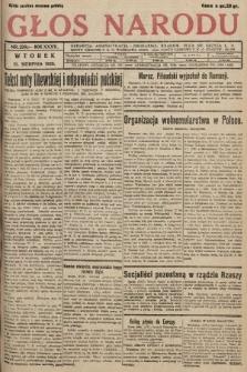Głos Narodu. 1928, nr226