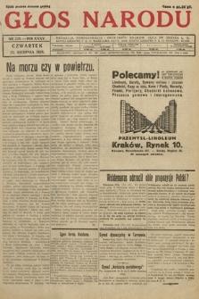 Głos Narodu. 1928, nr228