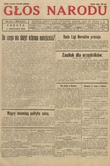 Głos Narodu. 1928, nr237