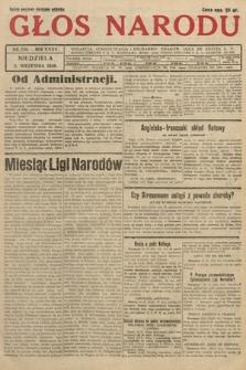 Głos Narodu. 1928, nr238
