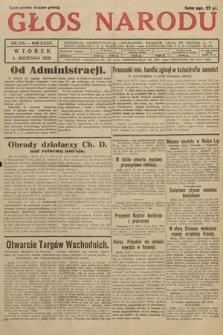 Głos Narodu. 1928, nr240