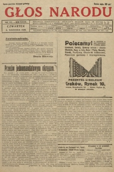 Głos Narodu. 1928, nr242