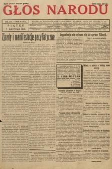 Głos Narodu. 1928, nr243