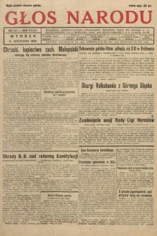 Głos Narodu. 1928, nr247