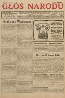 Głos Narodu. 1928, nr248