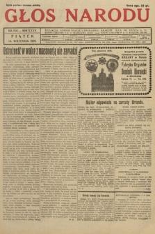 Głos Narodu. 1928, nr250