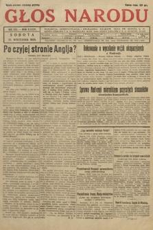 Głos Narodu. 1928, nr251