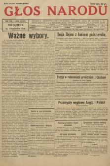 Głos Narodu. 1928, nr252