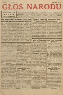 Głos Narodu. 1928, nr254