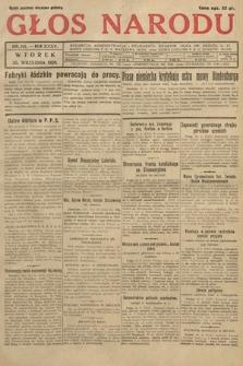 Głos Narodu. 1928, nr261