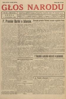 Głos Narodu. 1928, nr269