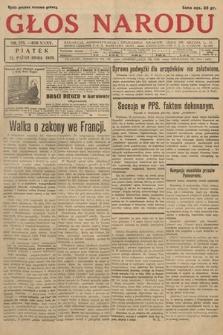 Głos Narodu. 1928, nr278
