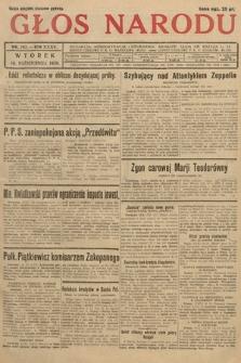 Głos Narodu. 1928, nr282