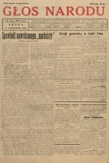 Głos Narodu. 1928, nr283