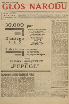 Głos Narodu. 1928, nr293