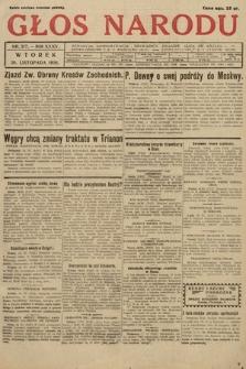 Głos Narodu. 1928, nr317