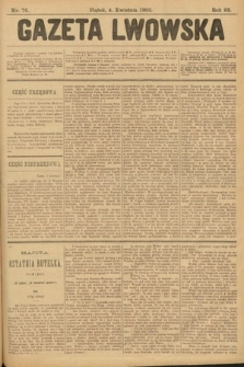 Gazeta Lwowska. 1902, nr76