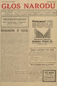 Głos Narodu. 1928, nr326