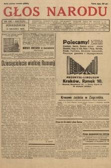 Głos Narodu. 1928, nr330