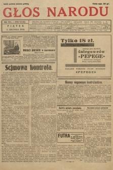 Głos Narodu. 1928, nr334