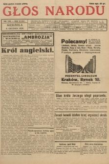 Głos Narodu. 1928, nr336