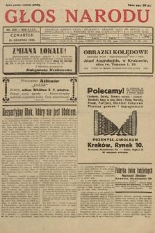 Głos Narodu. 1928, nr339
