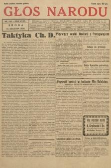 Głos Narodu. 1928, nr345