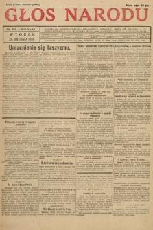Głos Narodu. 1928, nr351