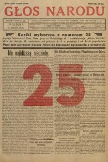 Głos Narodu. 1928, nr64