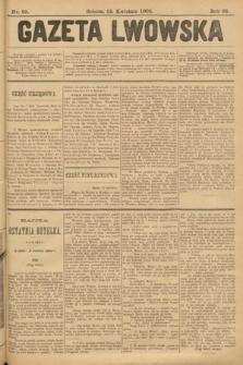 Gazeta Lwowska. 1902, nr83