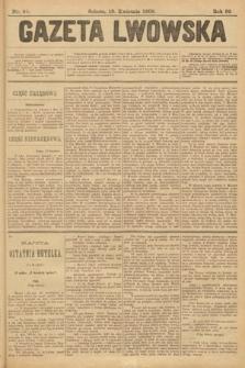 Gazeta Lwowska. 1902, nr89