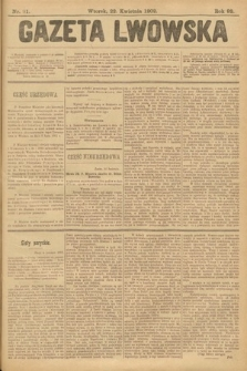 Gazeta Lwowska. 1902, nr91