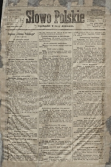 Słowo Polskie. 1901, nr2
