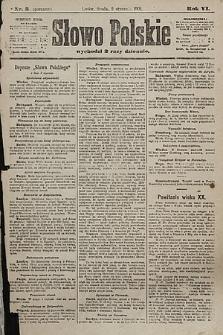 Słowo Polskie. 1901, nr3 (poranny)