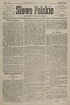 Słowo Polskie. 1901, nr24