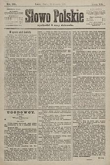 Słowo Polskie. 1901, nr26