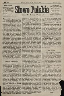 Słowo Polskie. 1901, nr34