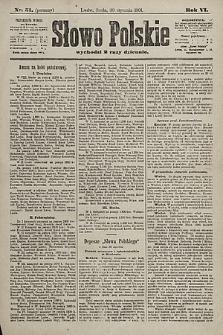 Słowo Polskie. 1901, nr51 (poranny)