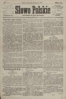 Słowo Polskie. 1901, nr52