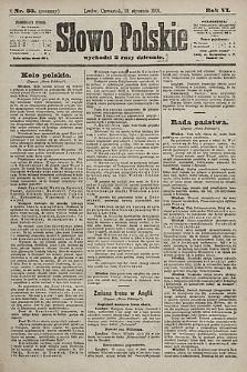 Słowo Polskie. 1901, nr53 (poranny)