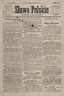 Słowo Polskie. 1901, nr55 (poranny)