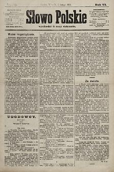 Słowo Polskie. 1901, nr59