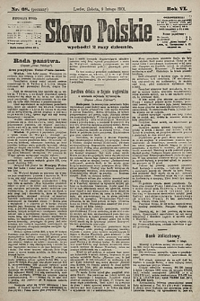 Słowo Polskie. 1901, nr68 (poranny)